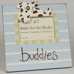 Buddies Tabletop Picture Frame