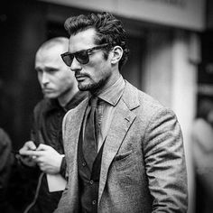 """31 Likes, 1 Comments - The Sunday Times Style (@theststyle) on Instagram: """"Oh hey, David Gandy.  Our beauty editor @sarahjossel is chatting with the man himself on Style's…"""""""
