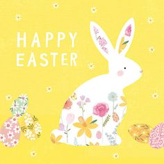 Buy Cardmix Hoppy Easter Greeting Card Online at johnlewis.com