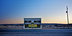 Marfa, Texas : an internationally renowned art community in the deserts of West Texas.
