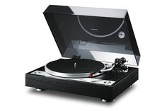 Onkyo CP-1050. Entry level direct drive turntable with respectable performance for the price.