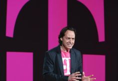 """""""Stock analysts are nervous that T-Mobiles strategies will slice the mobile industries """"sky-high"""" profit margins"""""""