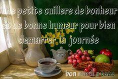 Bon Mardi, Bonjour, Good Mood