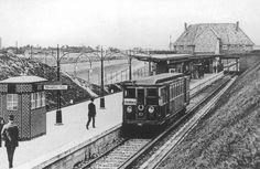 U-Bahnhof Thielplatz 1913