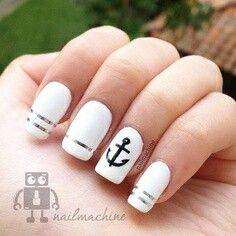 White nautical
