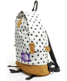 The North Face Purple Label Polka Dot Daypack......need I say more