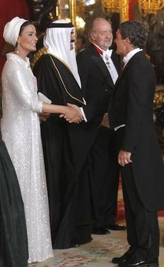 Hopefully, for Kate Middleton the 52-year-old knows the rules about not wearing ivory at western weddings