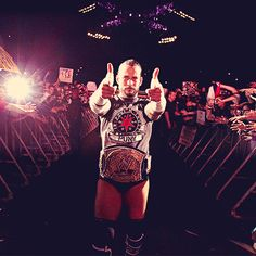 WWE Champion CM Punk at his BEST! (IN THE WORLD)