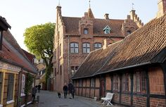 My hometown Ribe voted Europe's most beautiful