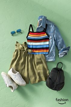 Indie Outfits, Teen Fashion Outfits, Retro Outfits, Vintage Outfits, Really Cute Outfits, Cute Casual Outfits, Stylish Outfits, Summer Outfits, Tomboy Fashion
