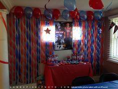 FC Barcelona Themed Birthday Party - Landapixel Photography