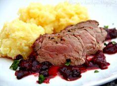 Vepřový bůček na černém pivu   NejRecept.cz Steak, Food, Author, Roast Beef, Essen, Steaks, Meals, Yemek, Eten