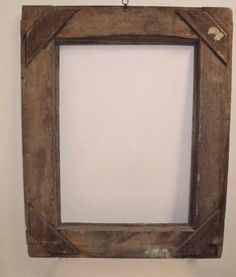 18th Century Spanish Colonial Frame Painted and Gilt 5