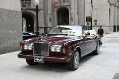 Used 1993 Rolls-Royce Corniche IV  | Chicago, IL