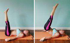 Cvičení na břicho - DIETA.CZ