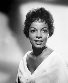 """In MEMORY of RUBY DEE on her BIRTHDAY - Born Ruby Dee, American actress, poet, playwright, screenwriter, journalist, and civil rights activist. She originated the role of """"Ruth Younger"""" in the stage and film versions of A Raisin in the Sun (1961). Her other notable film roles include The Jackie Robinson Story (1950) and Do the Right Thing (1989). Oct 27, 1922 - Jun 11, 2014 (natural causes)"""
