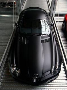 Mercedes Benz SLR. great-designs