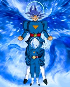 Grand Priest Goku Dragon Ball Heroes Episode 8 El Dios