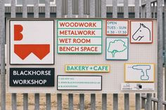 Blackhorse Workshop designed by Assemble is a public workshop providing access to tools and affordable workspace in Walthamstow, London.