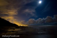 Have you ever seen the ocean glow? Red tide magic http://www.ordinarytraveler.com/articles/red-tide-bioluminescence-video-night-photography