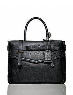 Reed Krakoff Boxer Black Tote Bag $744