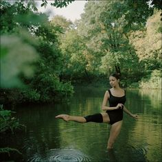 the ballerina project - looking for new ways to put dancers in silly places