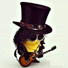 Slash and minons