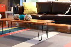 DIY Coffee Table - The Noshery