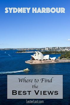Travel Australia | Travel Sydney | Sydney | Australia | Travel Photography | Best Photo Spots | Sydney Harbour | Sydney Harbour Bridge | Sydney Opera House
