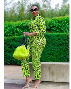 Look at this Trendy african fashion outfits 7713531692 Latest Aso Ebi Styles, Trendy Ankara Styles, Ankara Dress Styles, African Print Dresses, African Print Fashion, Africa Fashion, African Fashion Dresses, African Dress, Fashion Outfits