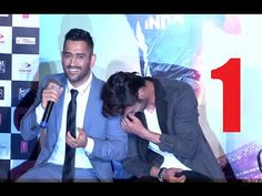 M S Dhoni - The Untold Story trailer launch | M S Dhoni, Sushant Singh Rajput | PART 1