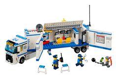 LEGO City: 2014 Police Sets Crook Pursuit (60041) High Speed Police Chase (60042) Prisoner Transport (60043) Mobile Police Unit (60044) Heli...