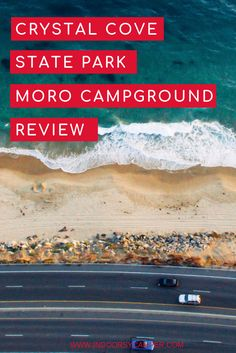 Moro Campground in Crystal Cove State Park is the perfect spot for a tranquil camping trip. Spend time in the canyon hiking then head to the beach for tide pools, snorkeling and swimming. Camping Spots, Camping Guide, Beach Camping, Camping Ideas, Camping Places, Rv Parks, State Parks, Southern California Camping, California Trip