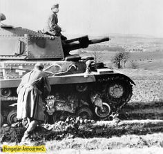 Defence Force, Ww2 Tanks, World War Two, Military Vehicles, Wwii, History, Military Photos, Hungary, World War