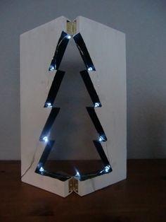 Inspiratie van een tevreden klant van Boerenbankje.nl! Versier je raamluikje met gezellige kerstlichtjes!