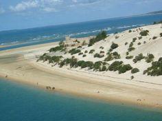 Spiagge e mare da sogno sull'arcipelago a nord del #Kenya, culla della cultura swahili