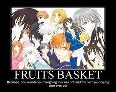 fruits basket motivational poster-Bing Images. #sotrue