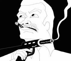 Pushwagner - Smoking gun