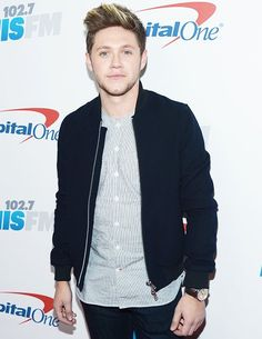 Niall at the KIIS FM Jingle Ball at Staples Center Los Angeles CA Dec 2 2016