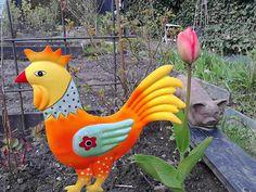 Fasters UrteHave: Tulipaner i min have