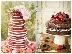 Картинки по запросу голый торт три яруса