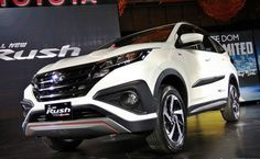 #News  2018 #Toyota Rush Showcased In Indonesia. It is compact SUV and a rebadged version of the Daihatsu Terios.  #Cars #SUVs #AutoNews