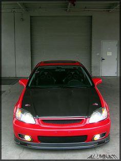 Honda Civic 1998, Honda Civic Coupe, Honda Civic Hatchback, Civic Car, Japanese Domestic Market, Honda Motors, Honda Cars, Nsx, Japanese Cars