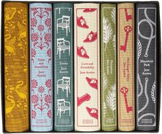 Looking for a gift for a Jane Austen fan on your list? From classic Jane Austen novels to fun gifts like action figures, board games, and jewelry, all of these items are must have for serious Jane Austen fans. Penguin Classics, Penguin Clothbound Classics, Bleak House, Wuthering Heights, Penguin Books, Up Book, Love Book, Book Nerd, Jane Lane