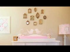 We are sharing two examples of glamorous and feminine, pink and gold nurseries on Project Nursery's YouTube Channel.