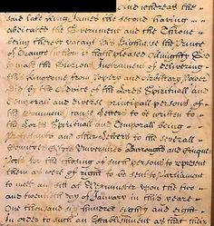 Bill of rights 1689 (1 bis)