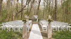 Eerste bruiloft bij TROUWEN IN HET BOS