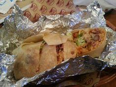 want some bite?  - veggie Burrito
