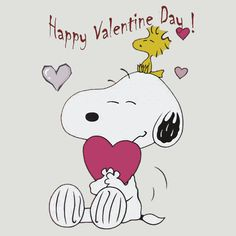 Snoopy Valentine Day
