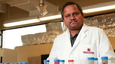 Dr. Paresh Ray and his team of researchers in Jackson State Universitys Center for Nanoscience and Nanotechnology are developing a method to kill cancer cells without harming healthy cells. Their research paves the way to establish cancer treatments without the harsh side effects of chemotherapy and radiation.